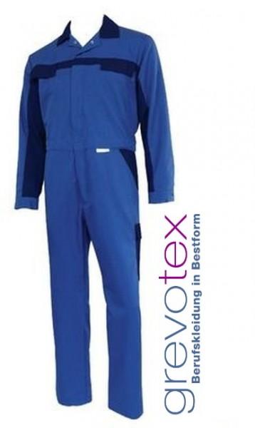 Herren Overall Arbeitskleidung Berusfkleidung Blaumann royal marine