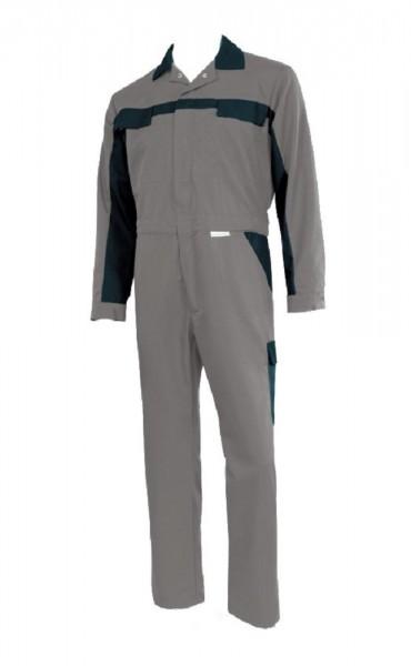 Overall Arbeitskleidung Berusfkleidung Blaumann Herren grau schwarz