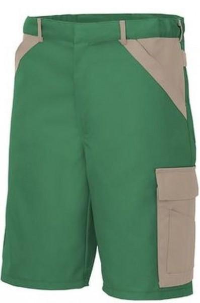 Bermuda Short Arbeitshose Berufshose Herren grün khaki
