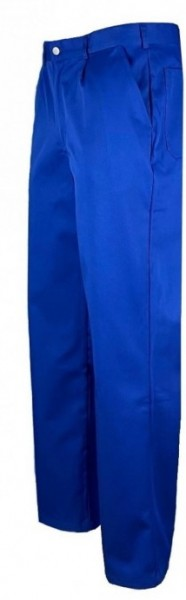 Berufshose Arbeitshose Bundhose Herren blau