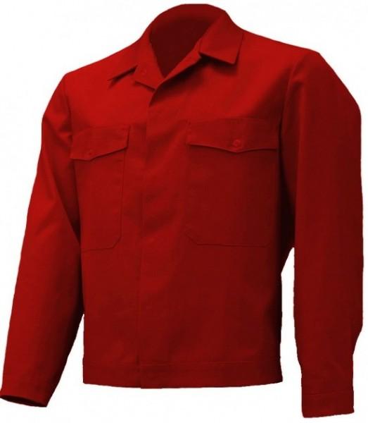 Herren Schreinerjacke Tischlerjacke Arbeitsjacke rot