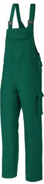 Herren Latzhose Arbeitshose dunkelgrün