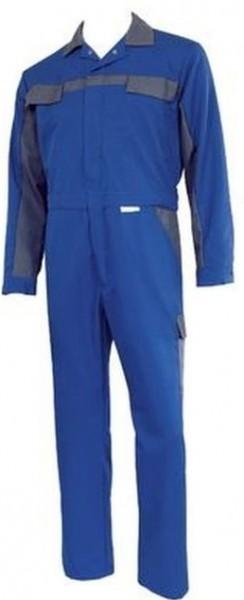 Herren Overall Arbeitskleidung Berusfkleidung Blaumann royal grau