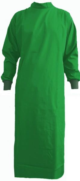 Wickelmantel 100% Baumwolle grün