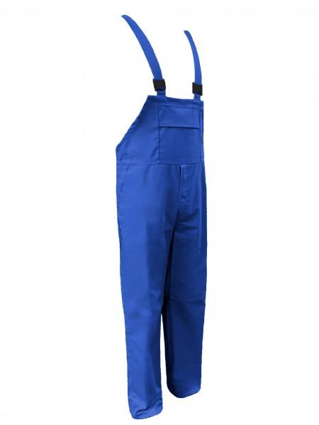 Metzgerhose Fleischerhose Latzhose Herren HACCP blau