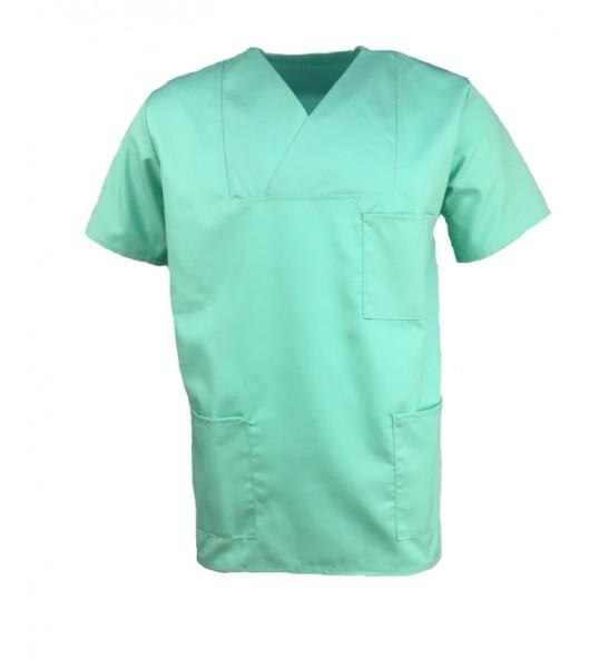 Kasack Arzthemd OP-Hemd mint