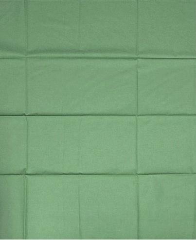 Abdecktuch grün Baumwolle 50 x 70 cm