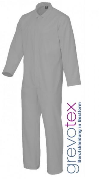 HACCP Overall Kombination Berufskleidung Arbeitskleidung grau